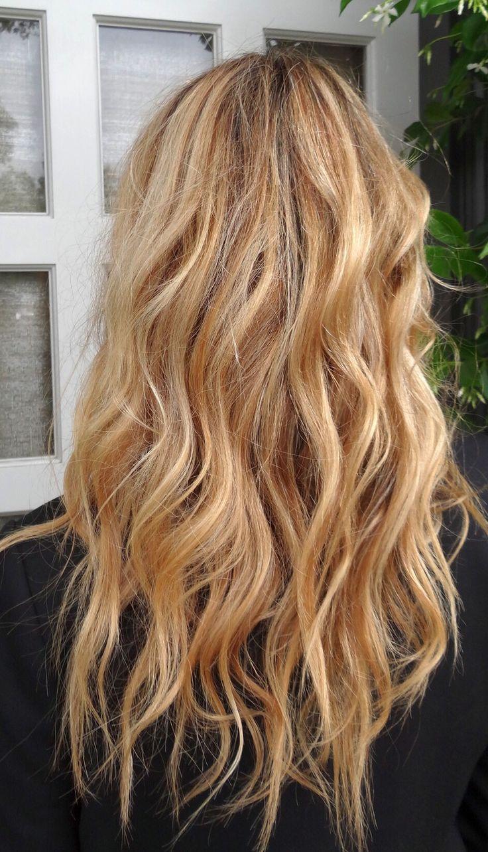 Более 25 лучших идей на тему «Длинные волосы цвета» на Pinterest    Осветление прядей на длинные волосы, Осенние цвета волос и Светло-рыжее  мелиров