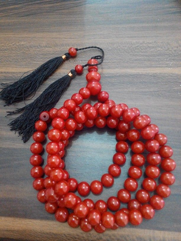 Tasbih pocok (buah gebang) 10mm. Check www.indonesianhandycraft.com for more info.