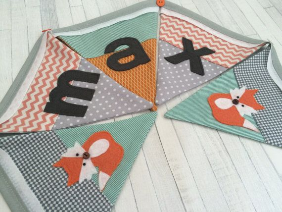 Hey, I found this really awesome Etsy listing at https://www.etsy.com/uk/listing/271302697/fox-woodland-bunting-petsonalised