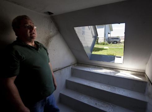 Demand High In Joplin Region For Storm Shelters