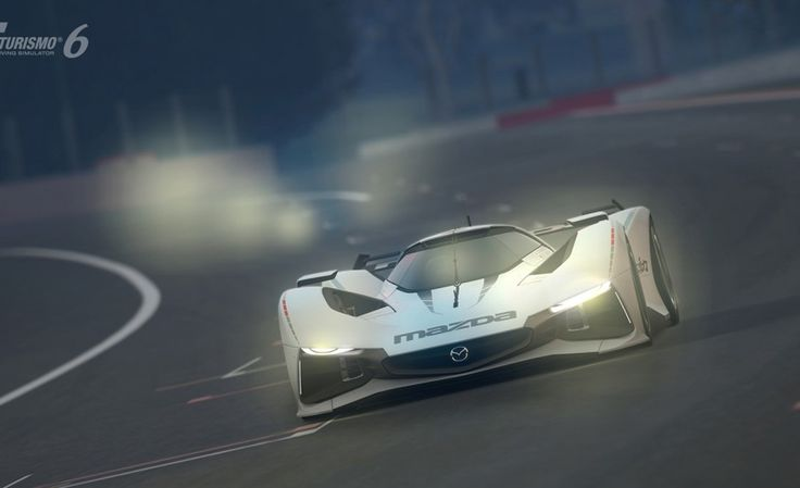 Mazda LM55 Vision Gran Turismo Is a Digital Furai for the Modern World [w/ Video] - Photo Gallery of from Car and Driver - Car Images - CARandDRIVER