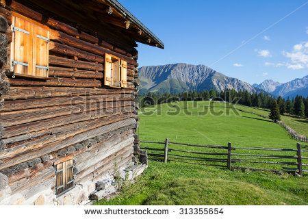 #Cottages At #Wiesner #Alp 1.945m In #Davos #Graubunden #Switzerland @shutterstock #shutterstock #nature #landscape #summer #season #panorama #view #wonderful #colorful #holidays #travel #vacation #sightseeing #leisure #bluesky #mountains #schweiz #suisse #beautiful #colorful #stock #photo #portfolio #download #hires #royaltyfree
