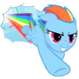 64 Best Rainbow Dash Images On Pinterest