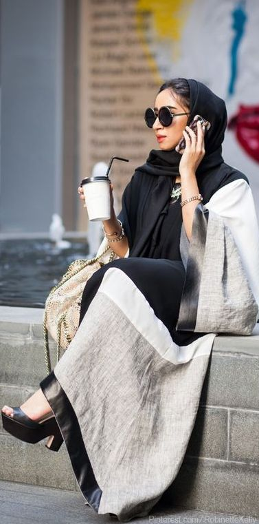 Street Style | Black and Beige (This picture is perfect!)