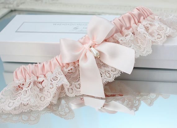 Prom Garter Pink Garter Set Pink Wedding Garter Lace Lingerie Lace Garter Pink Bridal Garter Set Bridal Garter Belt Brides Garter Pink