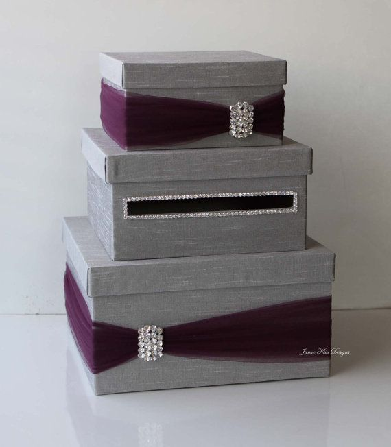 Wedding Card Gift Boxes