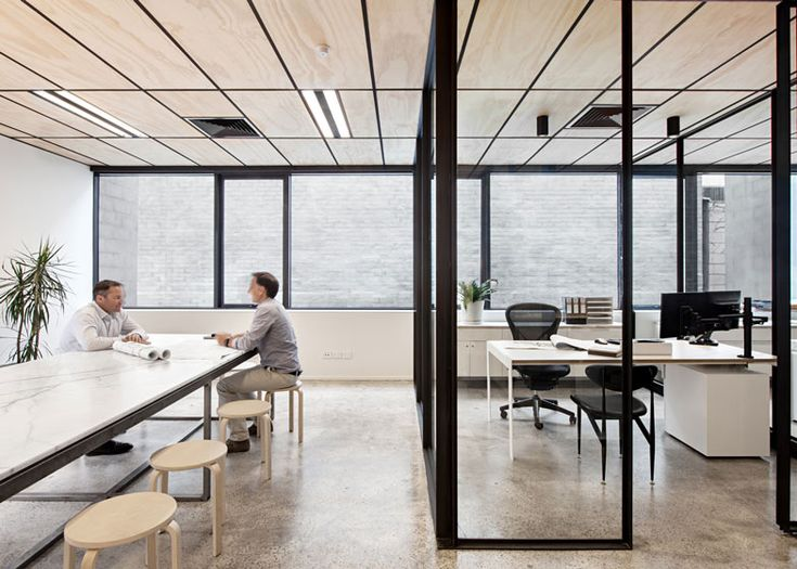 750 best images about office design on pinterest studios for Shared office space design
