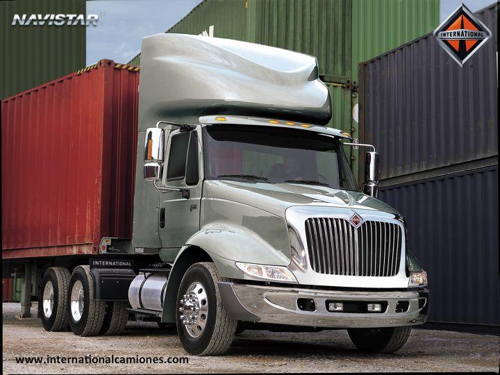 #Transtar El sistema de combustible del camión TranStar cuenta con 2 tanques de aluminio con una capacidad total de 605 litros cada uno, con separador agua-combustible. Su transmisión, a elegir, puede ser manual de 10 o 13 velocidades, o Autoshift RTO de 10 velocidades. Transtar lleva tu carga a donde sea. www.internationalcamiones.com