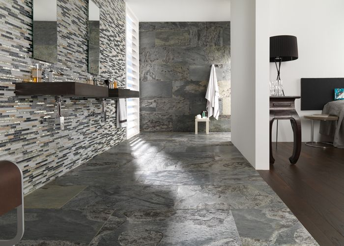 17 best images about pisos porcelanato on pinterest - Piedra pizarra oxidada ...