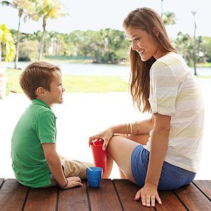 Say the Right Thing: 8 Go-To Phrases to Raise Happy Kids (via Parents.com)