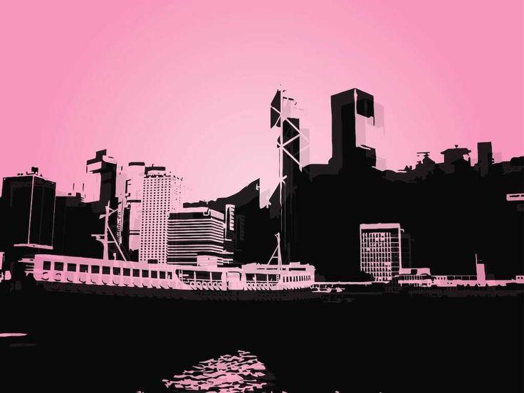 City And Ship Free Illustration - FREE