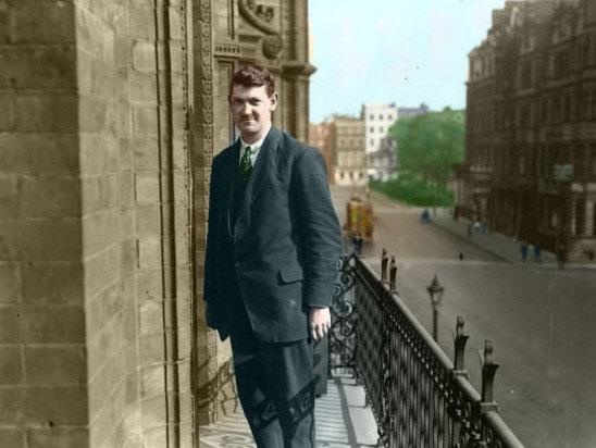 a biography of michael collins an irish hero See more ideas about ireland 1916, michael collins and easter rising   american, irish wedding, ireland 1916, easter rising, rocky road, emerald isle,  military history, serendipity  irish hero michael collins: merely an ambitious  man.