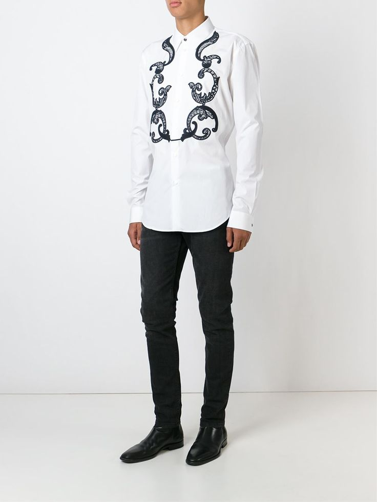 Versace Camisa - Elite - Farfetch.com