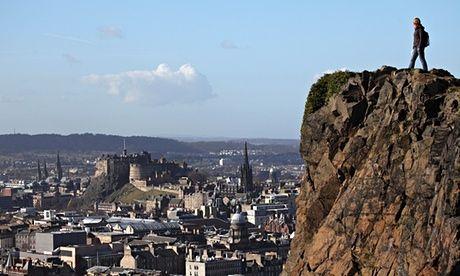 Edinburgh holidays | Travel | The Guardian