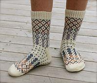 Ravelry: wmageroy's St. Hans sokker