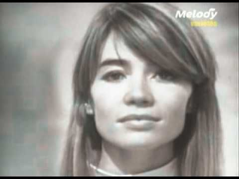 Francoise Hardy - Comment te dire adieu - 1968 - Gainsbourg created French lyrics based on an American instrumental heard by Hardy - originally It hurts to say goodbye 1966written by Arnold Goland and Jacob Gold and was recorded by Margaret Whiting on her album The Wheel of Hurt (1966).[Wikipedia]