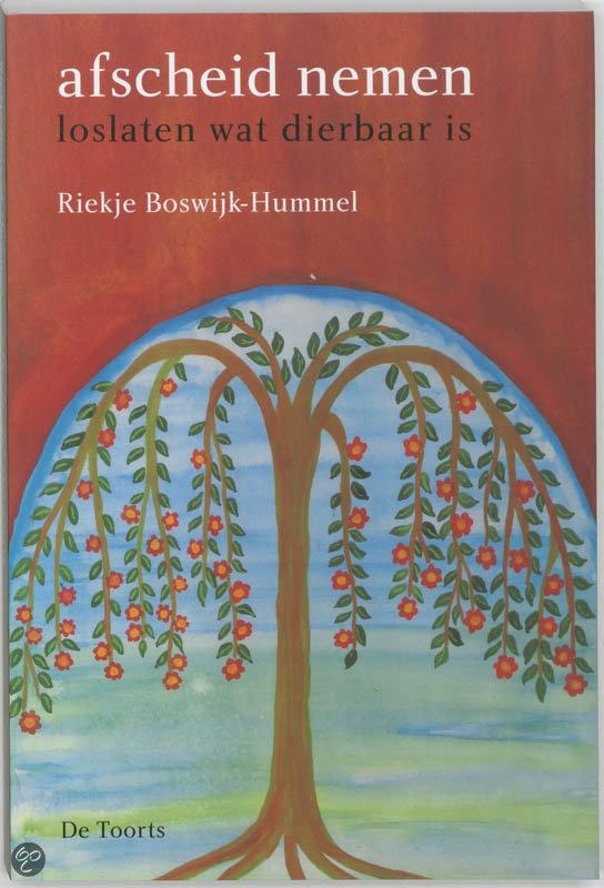 bol.com   Afscheid nemen, Riekje Boswijk-Hummel   Boek te gebruiken bij rouwverwerking