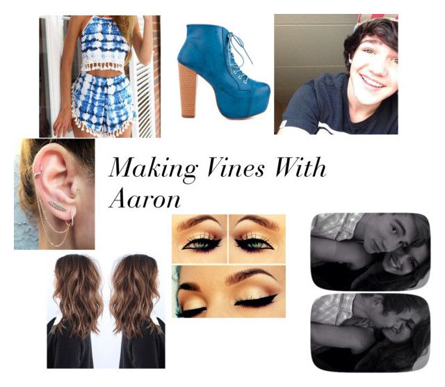 Vines With Aaron by magcon-girll on Polyvore featuring polyvore, fashion, style and Shoe Republic LA