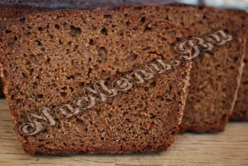 Все невозможное возможно или бородинский хлеб в хлебопечке