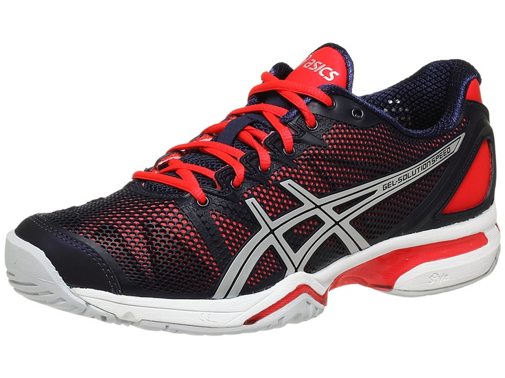 New Asics Gel Solution Speed colors!