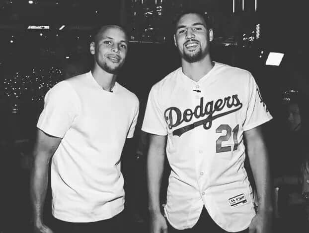 Stephen Curry & Klay Thompson