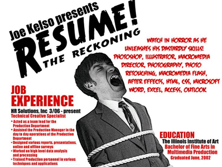 The 25+ best Cool resumes ideas on Pinterest Resume layout - graphic resume examples