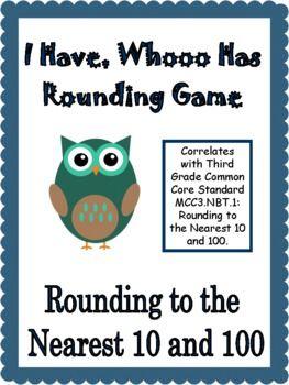 free rounding games