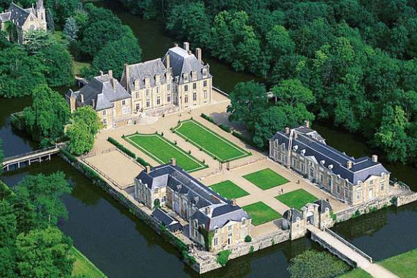 Château de la Ferté Saint-Aubin