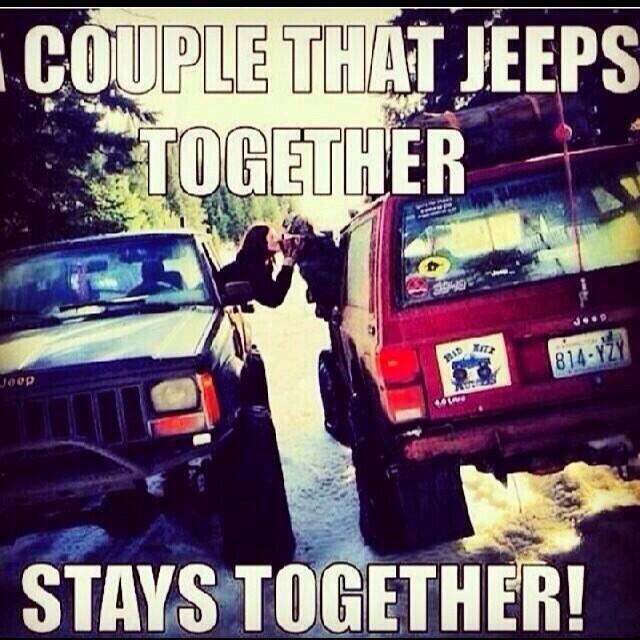 It's a fact.. #JeepLife #JeepLove pic.twitter.com/SShI4n2ekZ #jeepedin