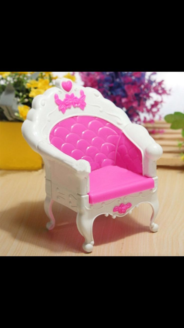 Kids chair princess png - Kids Chair Princess Png Barbie Princess Chair Barbie Scale For Crafts Cake Decorating Jewelry Toy