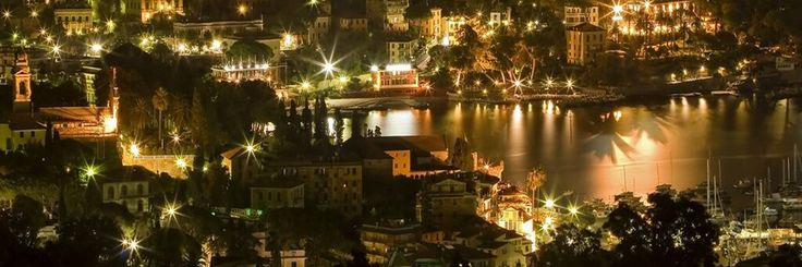 Santa Margherita Ligure by night