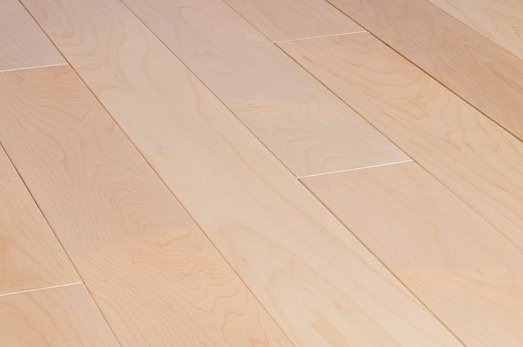 Hardwood - Prefinished Canadian Hard Maple Collection - Select
