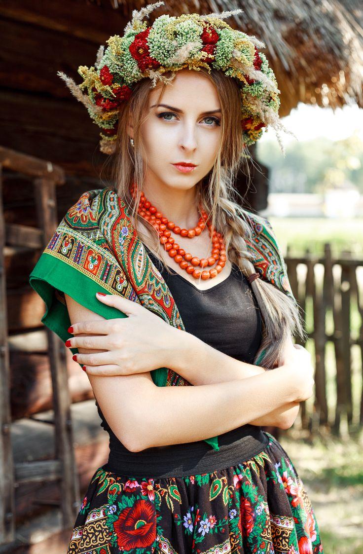 Slavic girl