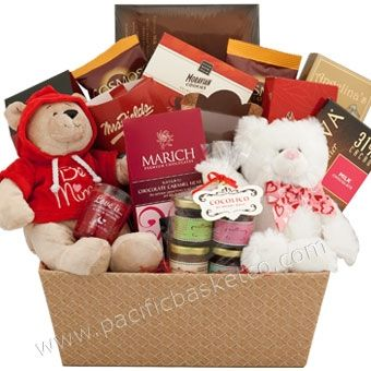 22 best special occasion gifts images on pinterest special sweet surprise valentines gift basket vancouver negle Image collections