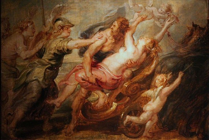 There's one thing you don't do if you find yourself in Hades, the Greek underworld: You don't eat the fruit. Now, everyone in the Greek mythosphere knew that… To consume foo…