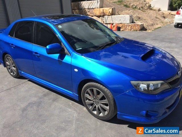 Subaru Impreza WRX #subaru #impreza #forsale #australia