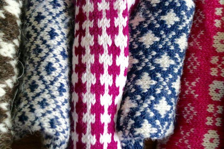 The sound of hundreds of knitting needles in Fuglafjørður — My Faroe Islands