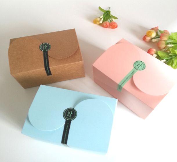 Kraft нуги печенья коробки печенья коробки картонная коробка бабочки пряжка небольшая коробка печенья West Point картриджа - Taobao