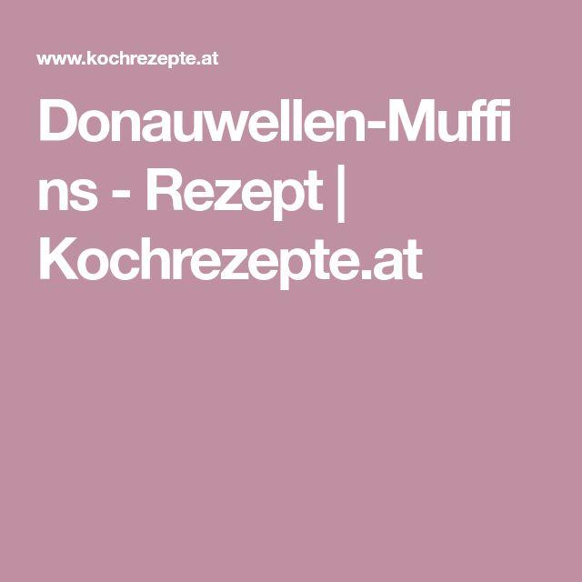 Donauwellen-Muffins - Rezept   Kochrezepte.at