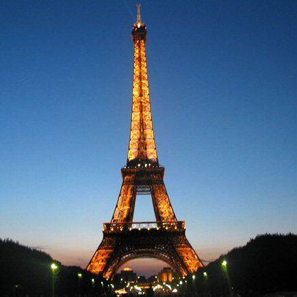 Paris, France.  WISH LIST