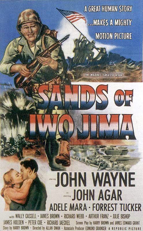 the sands of iwo jima | The Sands Of Iwo Jima (1949)