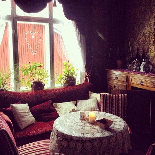 My favourite cafe in the world, Majurska, Lappeenranta