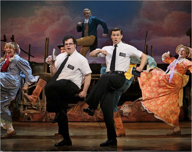 Original Broadway Cast of Book of Mormon: All-American Prophet