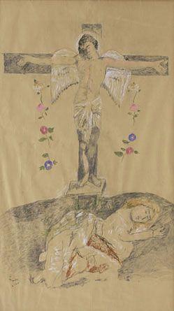 Έρως εσταυρωμένος και Στέλλα Βιολάντη (1989)