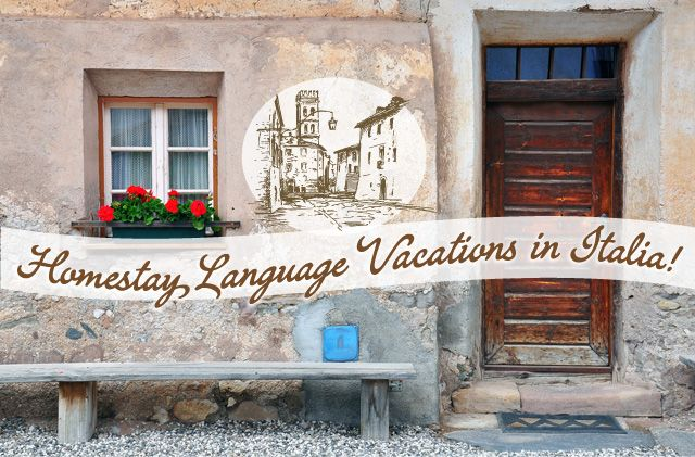 Podcast: Homestay Language Vacations in Italia! | Studentessa matta