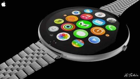 Next Apple Watch 2 Concept and Display