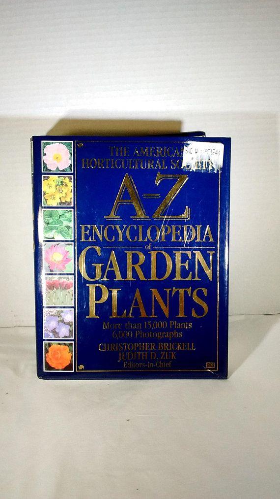 A-z Encyclopedia Garden Plants