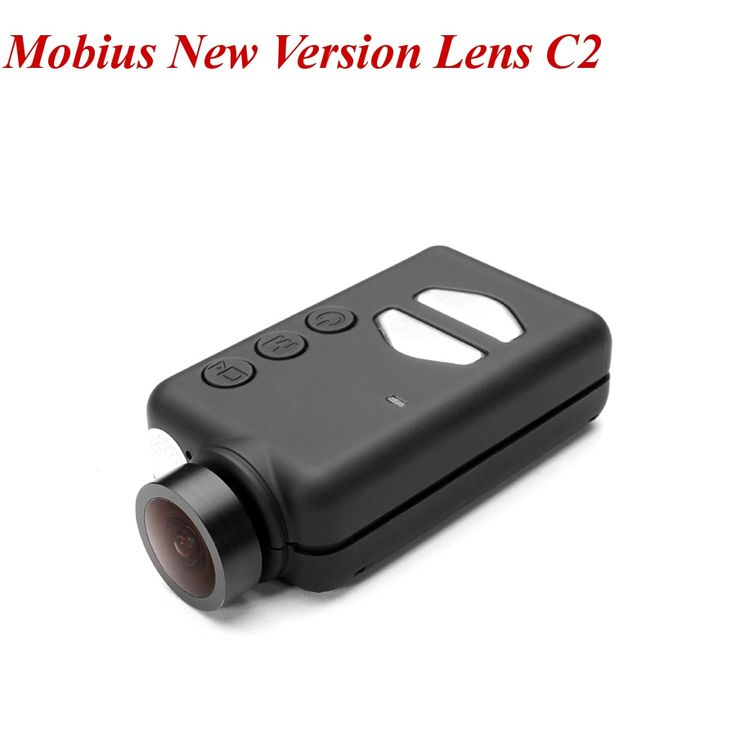 Activity Mobius New Version Wide Angle Lens C2 1080P HD Mini Action Camera