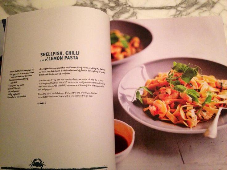 How to make shellfish, chilli and lemon pasta | Balance by Deborah Hutton www.balancebydeborahhutton.com.au