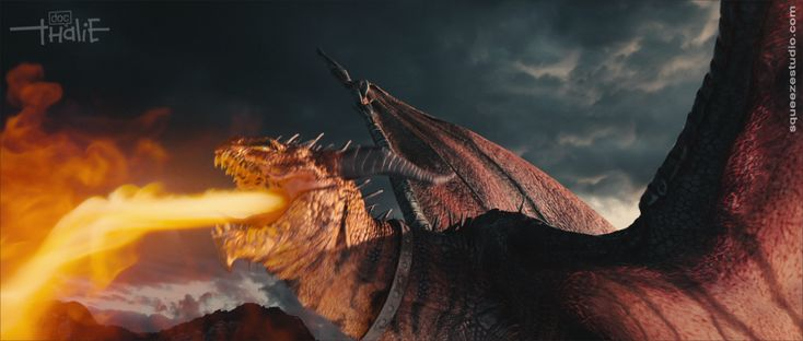 Productions Thalie - Dragons 3D Imax